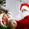 No more sitting on Santa's lap as grotto visits move largely online