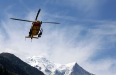 Two bodies found on Mont Blanc