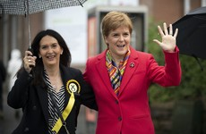 Nicola Sturgeon urges Scottish MP to quit over travelling to and from Parliament with Covid-19
