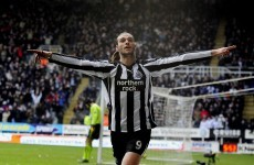 Toon return? Newcastle bid to bring back Carroll - reports