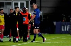 Sexton removal 'a precaution' but Leinster worried about Deegan knee injury
