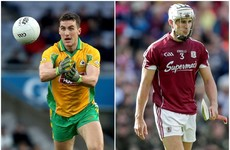 Galway's defensive star, serial All-Ireland football winner and today chasing a club hurling prize