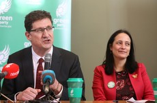 Green Party narrowly votes against establishing co-leaders of different genders