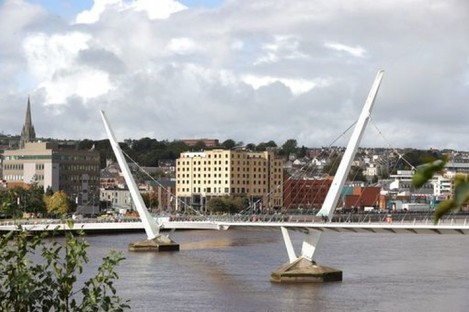 The Derry and Strabane area are among the worst affected parts of Northern Ireland.