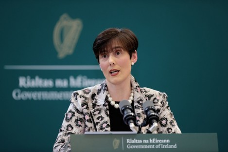 Minister for Education Norma Foley informed the country of the error this week.