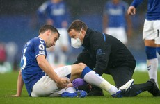 Ancelotti suggests Coleman has 'small injury' after Ireland international withdrawn against Brighton
