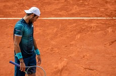 Shock at French Open as No7 seed Matteo Berrettini falls