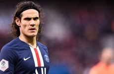 Edinson Cavani set to join Man United - reports