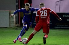 Grant hat-trick helps Bohs to comfortable win and keep slim title hopes alive