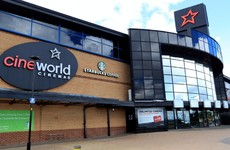 Cineworld is set to close all of its UK and Ireland sites
