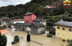 France and Italy step up rescue efforts after floods