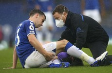 Seamus Coleman likely to miss Slovakia playoff with hamstring injury
