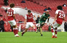 McGoldrick's goal not enough as Arsenal beat Sheffield United