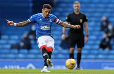Tavernier strikes again as Rangers return to summit
