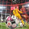 Four for Lewandowski as Bayern survive thrilling Hertha fightback