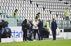Napoli refuse to show up for Juve clash as virus row throws Serie A into chaos