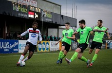 Harps earn precious point at much-changed Dundalk