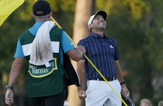 Garcia birdies 18th hole to seal first PGA title since 2017 Masters win