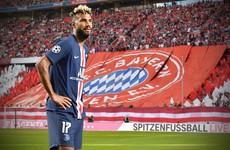 Boost for Bayern Munich as trio of players join