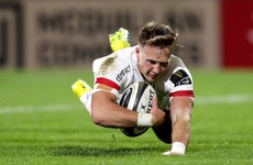 Ulster's potential-rich 10-12-13 combo deliver 'really exciting' display
