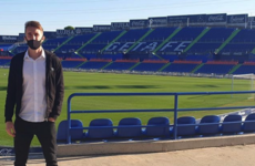 Irish defender Ryan Nolan begins 'new chapter' with La Liga club Getafe