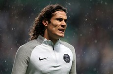 Edinson Cavani one of several deals completed by Man United on a hectic Deadline Day