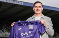 Ireland midfielder Josh Cullen signs for Vincent Kompany's Anderlecht