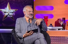 Graham Norton has been named the most dangerous celebrity to search for online in the UK