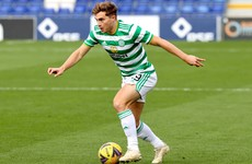 'It is remarkable that he played with that' - Celtic suffer James Forrest blow
