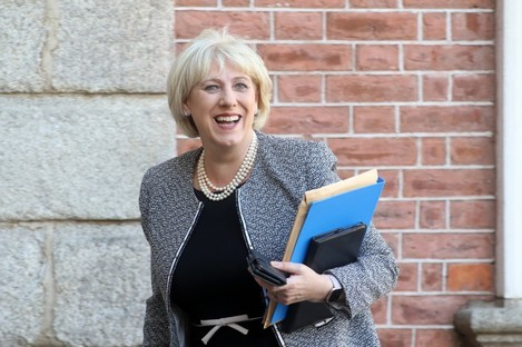 Minister Heather Humphreys made the announcement today.