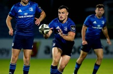 First start for Ireland next on agenda for 22-year-old Leinster man Kelleher