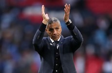 Ex-Irish international Chris Hughton back in management after landing Nottingham Forest job