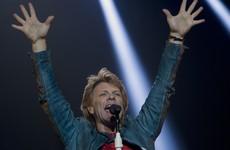 Bon Jovi says Bono was 'beaten up by Orangemen' as a child