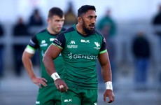 Bundee Aki 'like a man possessed' as Connacht target back-to-back wins