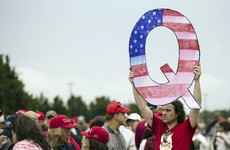 Facebook bans all accounts linked to conspiracy group QAnon