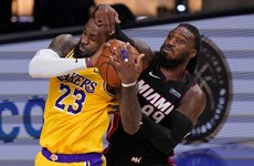 LeBron and Lakers on the brink of NBA title after six-point win over Miami