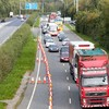 Long tailbacks reported as Operation Fanacht gets underway