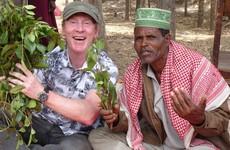 Safaris, soccer agus go leor spraoi: Join Hector for an unmissable African road trip on TG4