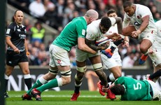 Another blow for Jones' England as Courtney Lawes ruled out of autumn Tests
