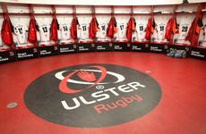 Ulster Rugby suspend training after two players test positive for Covid-19