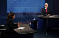 Harris labels Trump's Covid-19 response a historic failure as she spars with Pence in mostly civil debate