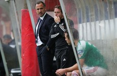 Neale Fenn departs Cork City as Colin Healy tasked with managing survival bid