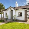 Estate of grace: Period gate lodge with a modern makeover minutes from the beach