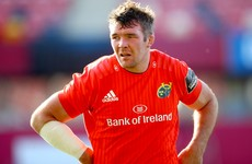 Munster captain Peter O'Mahony cleared to play after red card last weekend
