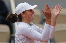 Kenin awaits as Polish teenager Swiatek reaches first Grand Slam final