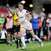 Ulster's Gilroy out to hit top stride as he hails Payne's defensive influence