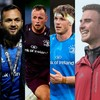 Baird, Daly, Keenan, Gibson-Park, Byrne, Connors - Ireland's uncapped six