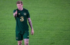 James McClean starts as Kenny names his team to face Slovakia