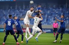 As it happened: Slovakia v Ireland, Euros play-off