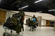 125 troops return to Ireland after six months in Syria